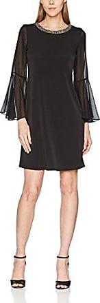 Wallis C-Ring Wrap, Vestido de Fiesta para Mujer, Negro (Black 001), 42