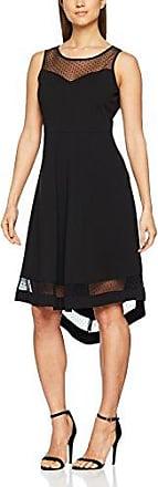 Wallis Mesh, Vestido para Mujer, Negro, ES 40 (UK 12)