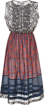 Congo Printed Dress Warm