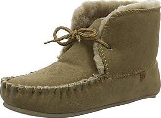 Zapatos verdes Warmbat para mujer