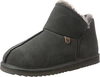 Warmbat Classic, Zapatillas de Estar por Casa para Mujer, Marrón (Mud), 36 EU