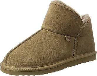 Warmbat Willow, Zapatillas de Estar por Casa para Mujer, Beige (Mud 55), 37 EU