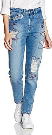 Elsa, Jeans Femme, Bleu-Blue (Sev Blue), 32 W/27 L (Taille Fabricant:14)Wåven