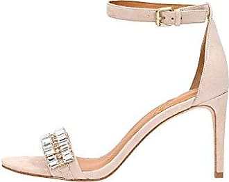 What For 166 Sandalo Alto Donna Camoscio Beige Beige 37 r2kkHMJ