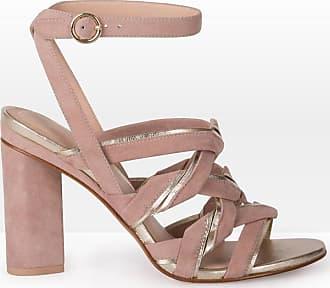 Sandales compensées en cuir embossé Alanah 80Jimmy Choo London