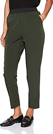 Whyred Blue Elastic Pantalones para Mujer, Azul (Navy), W29/L32 (Manufacturer Size:42)