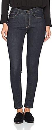 Womens Eye Blue Skinny Jeans Whyred