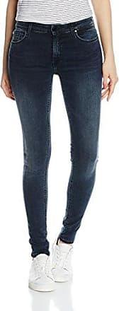 Womens Eye Blue/Black Jeans Whyred