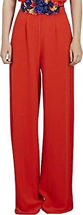 Wild Pony Jaqen, Pantalones para Mujer, Rojo, S