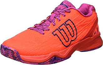 Jack Wolfskin Monterey Air Low W, Zapatillas de Cross para Mujer, Naranja (Hot Coral), 38 EU