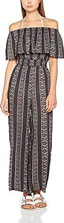 Women secret Women Secret B E Cenefa Jumpsuit, Combinaison Femme, (Black), Large (Taille Fabricant:Large)