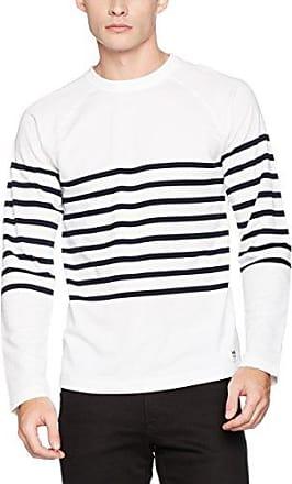 Wood Wood Flora Sweatshirt, Sudadera para Mujer, Blanco (Bright White), 10 (Talla del Fabricante: Medium)