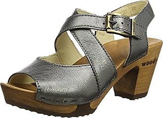 Manu 6526, Chaussures femme - Noir-TR-G1-21, 36 EUWoody