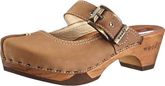 Jaqueline 9651, Chaussures femme - Noir, 38 EUWoody