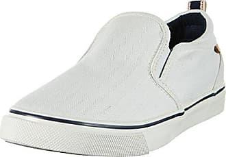 Wrangler WL171512 - Tobillo bajo de Lona Mujer, Color Blanco, Talla 37 EU