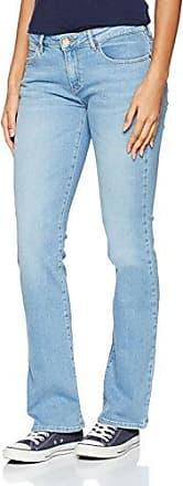 Tina - Jeans - Evasé - Femme - Bleu (Moonlight) - W26/L32 (Taille fabricant: 26/32)Wrangler