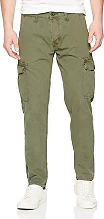 Cargo, Pantalones para Hombre, Verde (Army Green 15y), (Talla del Fabricante: W33/L32) Wrangler