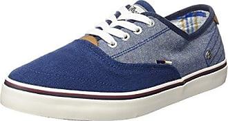 Legend, Sneakers Basses Homme - Bleu - Blau (377 Navy/Chambray), 41Wrangler