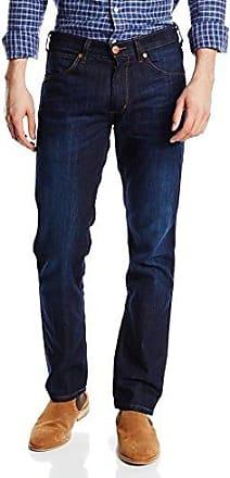 Spencer, Vaqueros Slim para Hombre, Azul (Darkstone 090), W31/L32 Wrangler