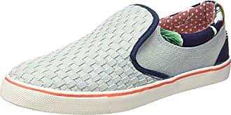 COCCO Slip on - Zapatillas Mujer, Color Blanco, Talla 38 EU Wrangler