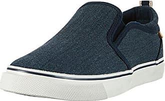 Wrangler Cocco Slip on, Damen Sneakers, Blau (16 Navy), 39 EU