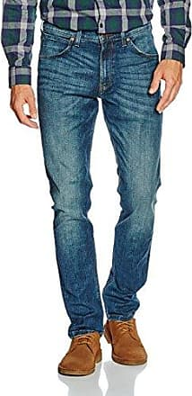 Bostin, Jeans para Hombre, Azul (Green Sky), 30/32 Wrangler