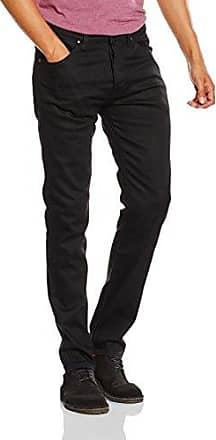 Greensboro W15QBY78U - Jeans - Homme - Noir (Smooth X) - 36/34(UK)Wrangler