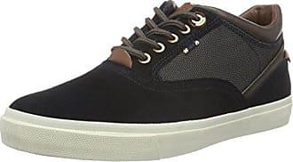 Wrangler Icon City, Sneakers Basses Homme - Bleu - Blau (16 Navy), 40