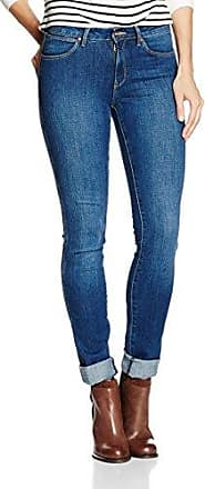 Womens Sara Narrow Sea Foam Jeans Wrangler