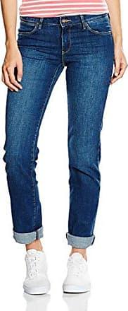 Womens Boyfriend Reloved Patch Jeans Wrangler