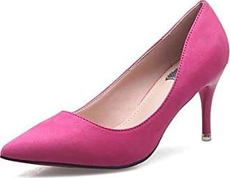 Xianshu Womens Point Toe High Heel OL Pumps Party Damen Court Schuhe