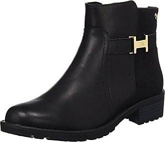XTI Damen 047342 Stiefeletten, Schwarz (Black Black), 36 EU