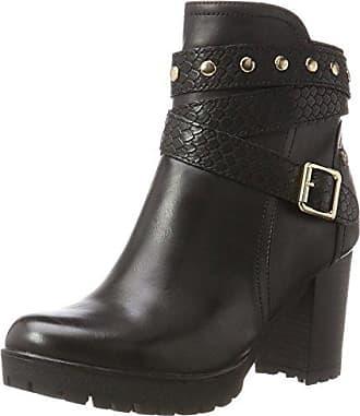 30346, Zapatillas de Estar por Casa para Mujer, Negro (Black), 41 EU Xti
