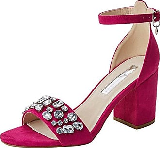 XTI 30755 Scarpe con Cinturino alla Caviglia Donna Rosa Fucsia 37 EU