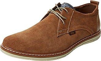 XTI 47200, Sneaker Infilare Uomo, Marrone (Camel), 44 EU