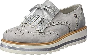 XTI Damen 47828 Sneakers, Elfenbein (Hielo), 38 EU