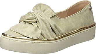 Xti 47828, Sneakers Basses Femme, (Camel), 38 EU