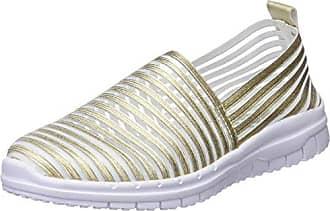 XTI Damen 47772 Slip on Sneaker, Grau (Grey), 40 EU