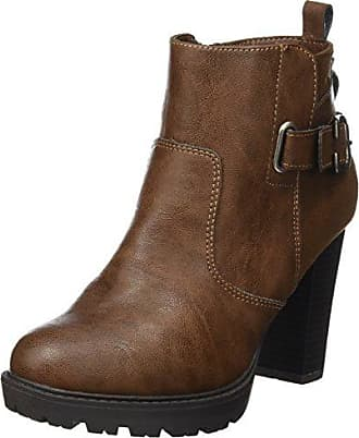 047369, Bottines Femme, Marron (Brown Brown), 39 EUXti