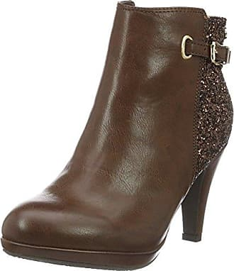 SchmooveSecret Boots - Botines Mujer, Marrón (Marron (TD Moro)), 39