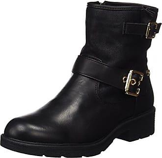 XTI Damen 047519 Stiefeletten, Schwarz (Black Black), 37 EU