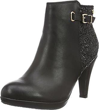 30265, Bottes Classiques Femme - Noir - Noir (Black), 40 EUXti