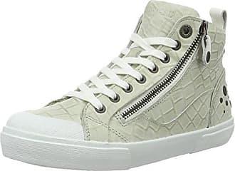 Mild W, Sneakers Basses Femme - Multicolore - Mehrfarbig (Beige), 39Yellow Cab