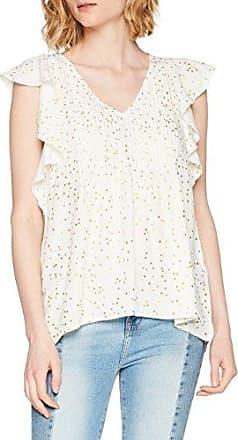 Yerse Belice, Camiseta para Mujer, Marfil (Crudo), Medium (Tamaño del Fabricante:M)