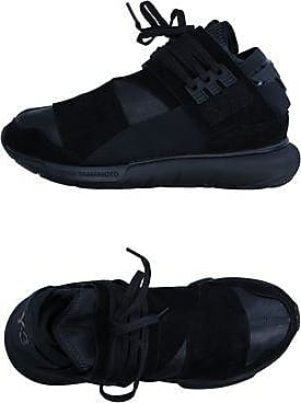 Sneakers for Men On Sale in Outlet, Black, Suede leather, 2017, 6.5 Yohji Yamamoto