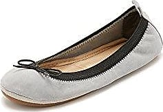 Roee, Sandales Bout Ouvert Femme - Gris - Grau (Dove Grey), 41Yosi Samra