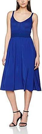 Knit, Robe Femme, Bleu (Cobalt Blue 44), S (Taille Fabricant:S)Yumi