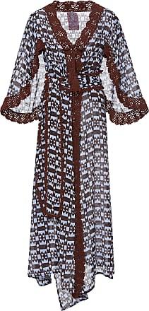 Linen Butterfly Wing Wrap Dress Yvonne Sporre