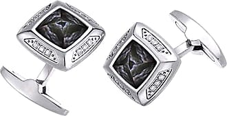 Zancan Cufflinks for Men On Sale, Silver, Stainless Steel 316LVM, 2017, One Size