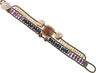 Ziio Jewellery Bracelet for Women, Pearl Rose, Silver, 2017, One Size